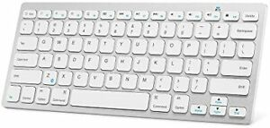 Anker Ultra Slim Bluetooth wireless keyboard iOS Android Mac 12503 fromJ FromJP