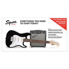 Guitarras eléctricas negro Fender