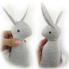 New Cute Sound Rabbit Soft Plush Toy Animal Doll Baby Children Kid Birthday Gift