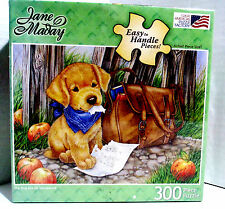 300 Piece Puzzle - The Dog Ate My Homework - Great American Puzzle Factory