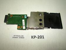 HP Pavilion DV9500 dv9530eg Notebook SD Kartenleser Platine #KP-201