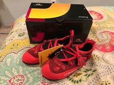 La Sportiva, youth size 13, rock climbing shoes