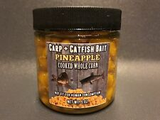 Cooked Large Whole Kernel Corn - Carp & Catfish Bait - 5 OZ. Pineapple Flavor