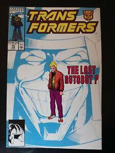 Transformers #79 Marvel LOW PRINT RUN VF/NM 9.0 RARE **LOOK**