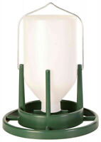 Trixie LARGE Hanging Or Floor Aviary Cage Bird WATER Feeder Dispenser Chickens