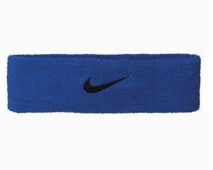 Nike Dri Fit Headband 2.0 Blue New!