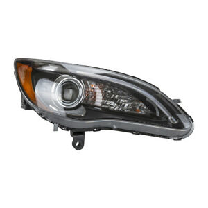 Headlight Assembly-NSF Certified Right TYC 20-9197-90-1 fits 11-14 Chrysler 200