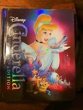 Disney Cinderella Diamond Edition (Blu-Ray, DVD, Combo Pack)With Slipcover