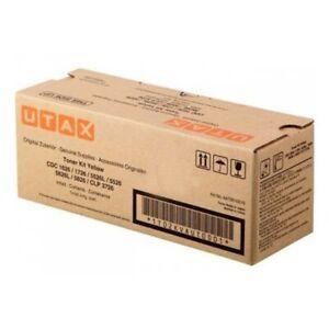 Original Toner Yellow 4472610016 for Utax CDC1626/CDC5526/CLP3726/PC2660 Genuine