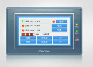 "4.3"" EA-043A Samkoon HMI LCD Touch Screen  480*272"