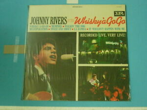 nGB LP VINYL RECORD JOHNNY RIVERS ALBUMS