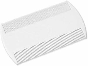 Double Sided Nit Combs for Head Lice Detection Comb Kids Pet Flea