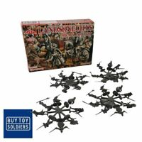 Landsknechts - Heavy Infantry - 16th Century - Red Box Miniatures - RB72063