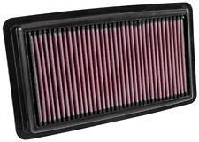 K&N Hi-Flow Air Intake Drop In Filter 33-5041 For Honda Odyssey Pilot MDX