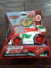 Disney Cars 2 Shake 'n Go Francesco Bernoulli  Target Exclusive New