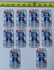 10 Pack PBR Pabst Blue Ribbon Beer Sticker Decal