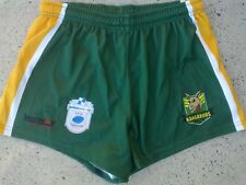 Hunter Hawkesbury Kangaroos NSW police rugby league footy shorts
