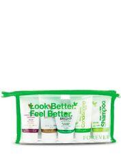 Forever Travel Kit (dentifrice,crème visage,shampoing, après shampoing