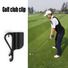 5Pcs Durable Golf Club Holder Golf Putter Clips with Ball Markers Accessories