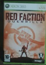 RED FACTION GUERRILLA, Xbox 360 GAME, !!!!! TAKE A LOOK !!!!!