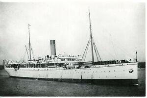 Union-Castle Line's GERMAN of 1898