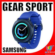 Samsung Gear Sport Smartwatch blau blue Wasserdicht 5ATM GPS MP3 SM-R600 WOW NEU