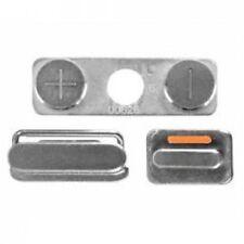 Set Tasti POWER VOLUME MUTE kit BUTTON per iPhone 4G