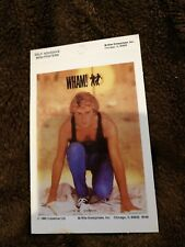 Wham! George Michael Self Adhesive Mini-poster Sticker 1985