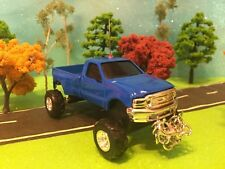 FORD, F350, Custom G-5 Lift Kit, Old School CB Antenna, Front Pulling Chains