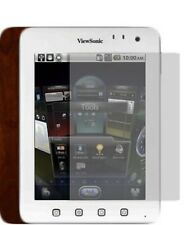 Skinomi Tablet Skin Dark Wood Cover+Screen Protector for ViewSonic ViewPad 7E