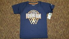 NCAA Illinois Fighting Illini Boys Basketball Medium 8/10 Navy T-shirt Champion