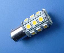 10x BA15S 1141 1156 Warm White Car bulb AC/DC12~24V 24-5050SMD LED 320LM #24AWWZ