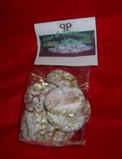 Paste di mandorla gusto pistacchio,  buste da 250 grammi