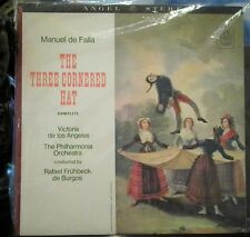 Falla/Angeles/Burgos  The Three Cornered Hat     Angel