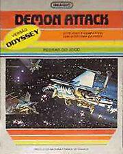 Demon Attack (Odyssey2/Videopac, 1983) VINTAGE GAMES