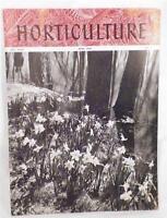 Horticulture Magazine April 1949 Garden Medicine Shortcake Hibiscus Tuberoses