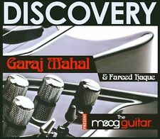 Discovery: The Moog Guitar [Digipak] by Fareed Haque/Garaj Mahal (CD)