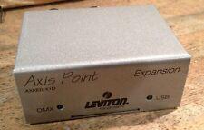 NSI Leviton AXKE0-X1D Axis Expansion Lighting Controller, DMX, USB