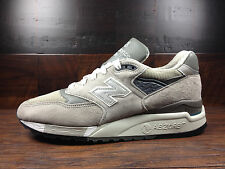 New Balance M998 - Made in USA 998 BRINGBACK Retro Classic (Grey) Mens 7 - 13