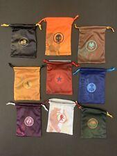 Scythe Board Game + Rise of Fenris 9 Drawstring Microfiber Bags - NEW