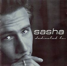 SASHA : DEDICATED TO... / CD - NEUWERTIG