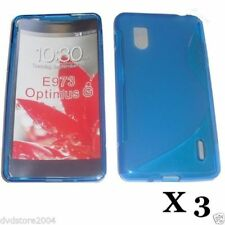 Cover e custodie Per LG Optimus G in silicone/gel/gomma per cellulari e palmari