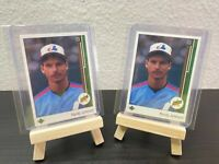 1989 Upper Deck Randy Johnson Expos Rookie RC #25