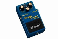 New BOSS BD-2W Blues Driver Guitar Effects Pedal WAZA CRAFT made in Japan