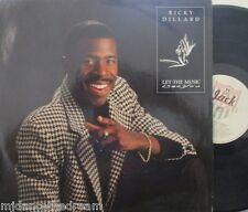 RICKY DILLARD - Let The Music Use You ~ VINYL LP