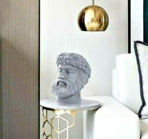 Nordic David Head Statue Sculpture Figurine Tabletop Home Office Decoration Art