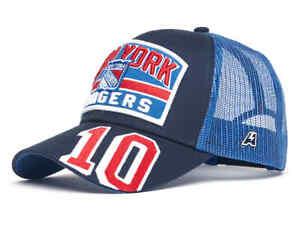 "New York Rangers ""Panarin # 10"" NHL trucker hat cap"