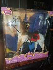 Disney Store Tangled Maximus  horse doll