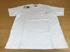 SUPREME SMALL LOGO SHORT SLEEVE POCKET TEE SHIRT SPRING SUMMER 2018 WHITE L NEW