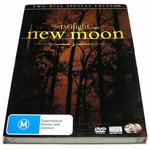 DVD, The Twilight Saga NEW MOON, Two Disc Special Edition, R4